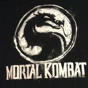 Mortal Kombat Tee size medium